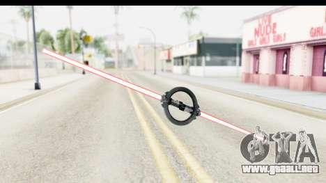 Inquisitor Lightsaber v2 para GTA San Andreas