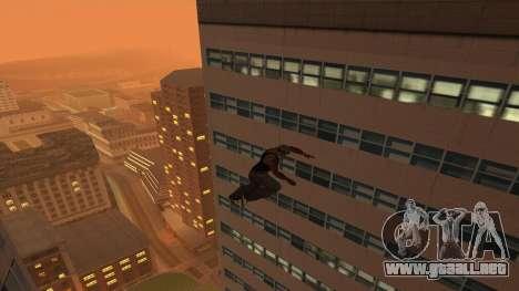 La inmortalidad CJ para GTA San Andreas segunda pantalla