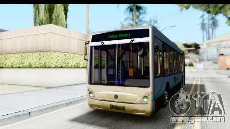 Metrobus de la Ciudad de Mexico para la visión correcta GTA San Andreas