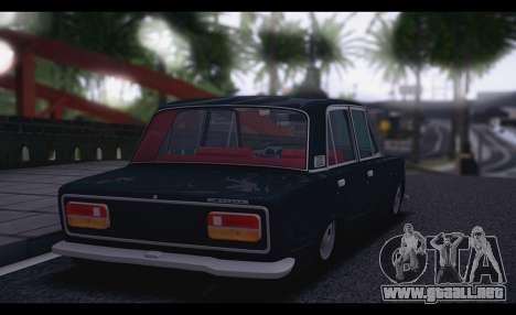 VAZ 2103 Retro para la visión correcta GTA San Andreas