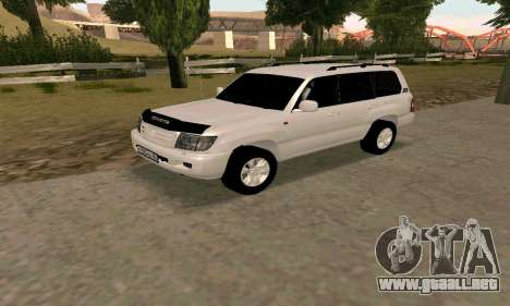 Toyota Land Cruiser 105 para GTA San Andreas