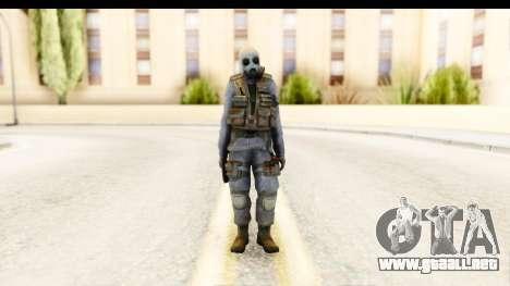 CS:GO - SAS para GTA San Andreas segunda pantalla