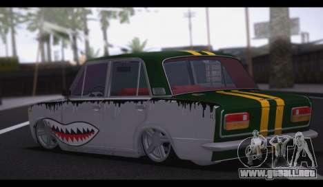 VAZ 2103 Bestia para la visión correcta GTA San Andreas