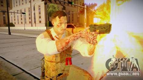 Black Ops 3 - Edward Richtofen para GTA San Andreas segunda pantalla