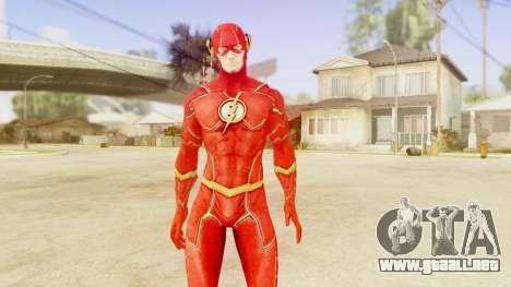 Injustice God Among Us Flash New 52 Edited Model para GTA San Andreas