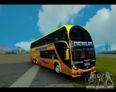Metalsur Starbus II CRUCERO DEL NORTE para GTA San Andreas