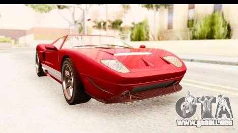 GTA 4 TboGT Bullet para GTA San Andreas
