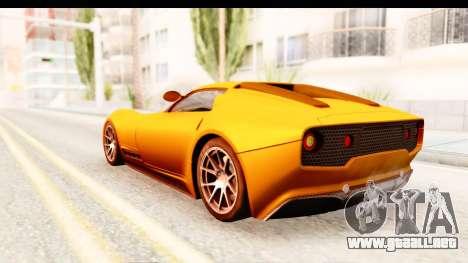 Lucra L148 2016 para la visión correcta GTA San Andreas