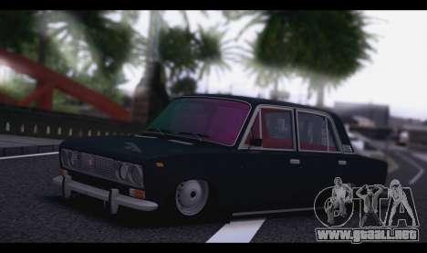 VAZ 2103 Retro para GTA San Andreas left