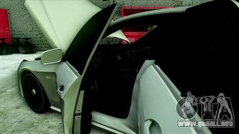 Mercedes-Benz E63 v.2 para GTA San Andreas