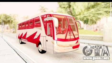 Smaga Bus para la visión correcta GTA San Andreas