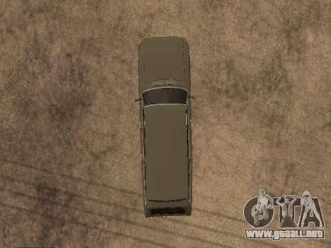 GAS 31022 para visión interna GTA San Andreas