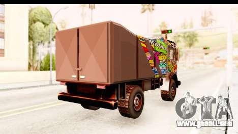 Sticker Bomb Dune para la visión correcta GTA San Andreas
