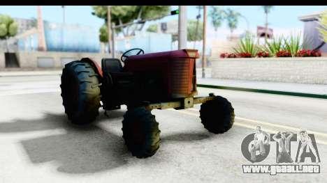 Fireflys Tractor para la visión correcta GTA San Andreas