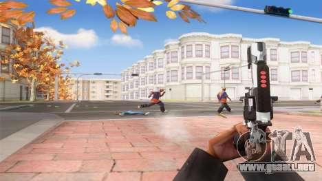 R8 Revolver Reboot para GTA San Andreas tercera pantalla