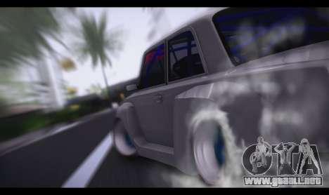 VAZ 2105 Sport para la visión correcta GTA San Andreas