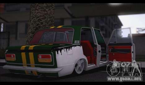 VAZ 2103 Bestia para GTA San Andreas vista posterior izquierda