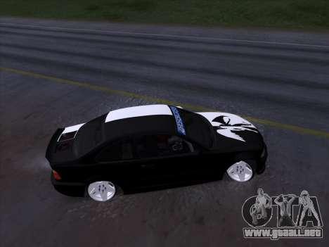 BMW E46 Good and Evil para visión interna GTA San Andreas