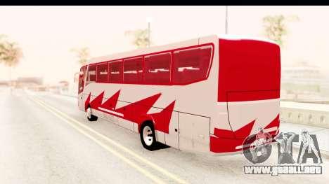 Smaga Bus para GTA San Andreas left