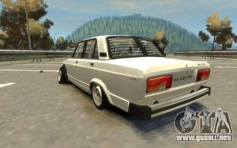 VAZ 2105 Drift (Paul Black prod.) para GTA 4 left