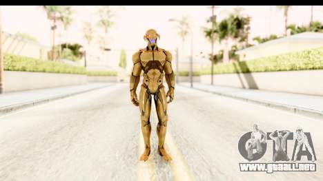 Marvel Heroes - Ultron Gold AoU para GTA San Andreas segunda pantalla