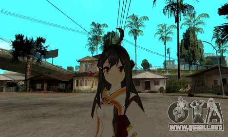 Ara Sakra Devanam (Elsword) para GTA San Andreas tercera pantalla