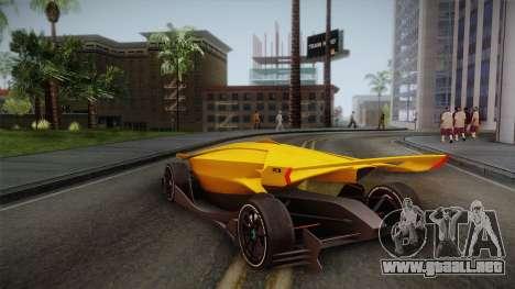 ED Torq para GTA San Andreas left