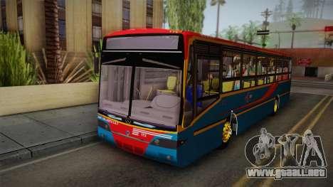 Nuovobus MB OF1418 Linea 302 para GTA San Andreas