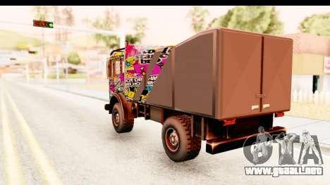 Sticker Bomb Dune para GTA San Andreas left