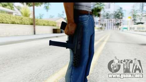 CS:GO - Tec-9 para GTA San Andreas tercera pantalla