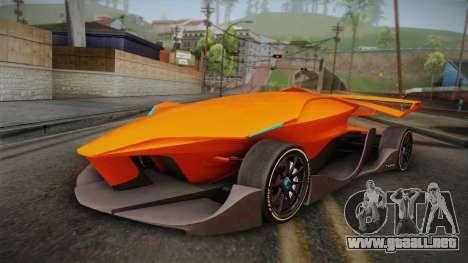 ED Torq para la visión correcta GTA San Andreas