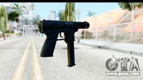 CS:GO - Tec-9 para GTA San Andreas segunda pantalla