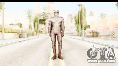 Marvel Future Fight - Destroyer para GTA San Andreas segunda pantalla