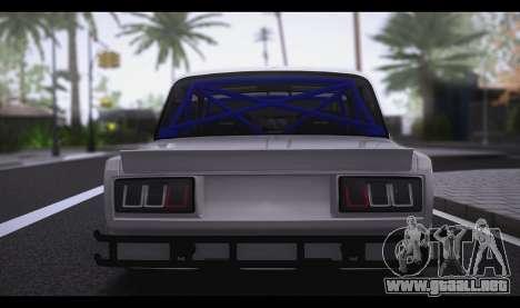 VAZ 2105 Sport para GTA San Andreas left