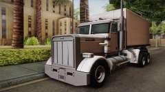 GTA 4 Flatbed para GTA San Andreas
