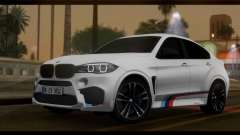 BMW X6M F86 M Performance