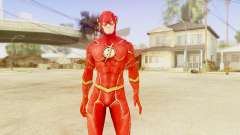 Injustice God Among Us Flash New 52 Edited Model para GTA San Andreas