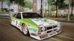 Lancia Rally 037 Stradale (SE037) 1982 IVF Dirt2 para GTA San Andreas
