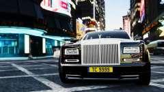 Rolls-Royce Phantom EWB 2013 para GTA 4