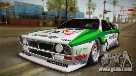 Lancia Rally 037 Stradale (SE037) 1982 Dirt PJ3 para GTA San Andreas