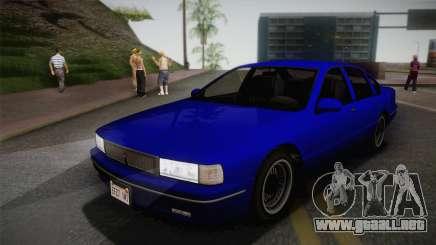 Declasse Premier 1992 IVF para GTA San Andreas