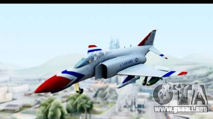 F-4 Phantom II Thunderbirds para GTA San Andreas