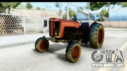 Fireflys Tractor para GTA San Andreas