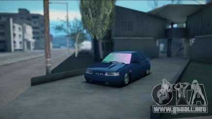 VAZ 2112 Bpan para GTA San Andreas