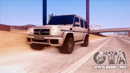 Mercedes-Benz G65 para GTA San Andreas
