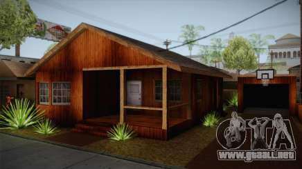 New Big Smoke House para GTA San Andreas