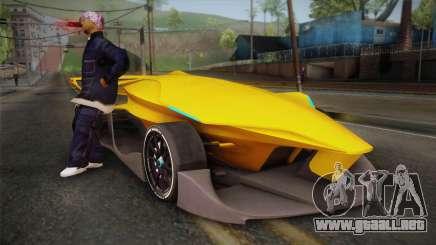 ED Torq para GTA San Andreas
