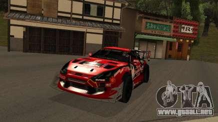 D1GP Toyota Supra Hadaka Supra JZA80 para GTA San Andreas