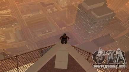 La inmortalidad CJ para GTA San Andreas