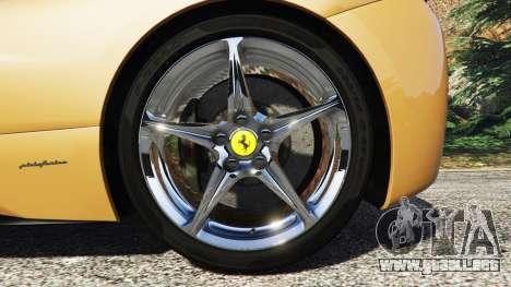 Ferrari 458 Italia [add-on] para GTA 5